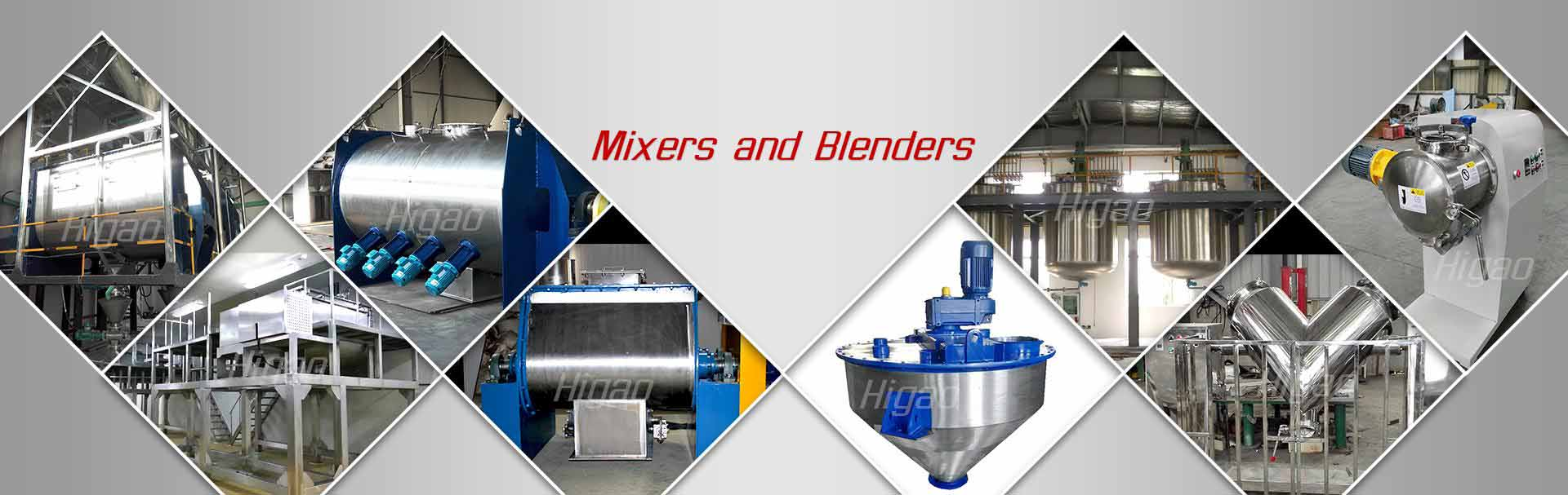 Mixers and Blenders manufacturer